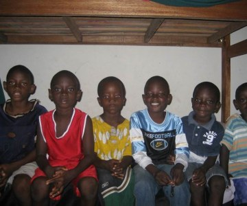 Love a Child Orphanage in Cotton Tree, Liberia