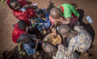 Global Hunger Levels Rise for Third Year Running - UN