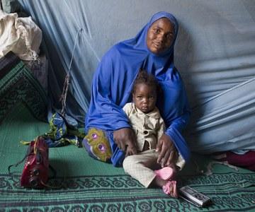Des milliers de Nigérians fuient pour échapper à la violence dans leur pays