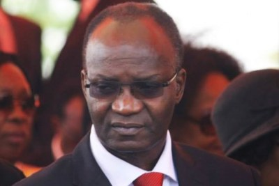 Former education minister Jonathan Moyo.