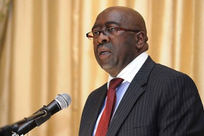 Finance Minister Nhlanhla Nene (file photo).
