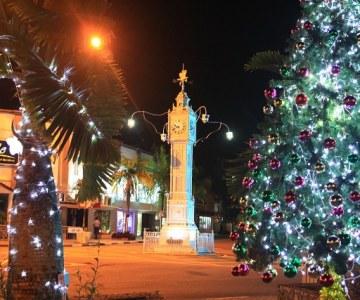 Christmas Cheer in Tropical Seychelles