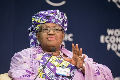 Ngozi Okonjo-Iweala (file photo).