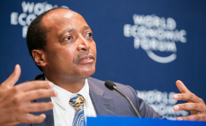 South African Billionaire Wants to Transform Finance Sector