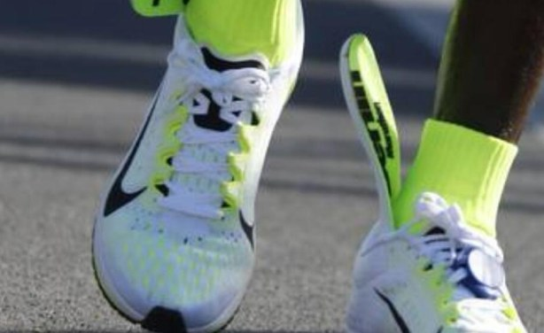 brand new e1621 ee538 Did Faulty Nike Shoes Cost Kenyan Runner World Record ...