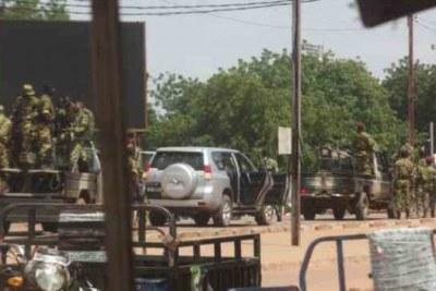 putsch manqué du 16 septembre au Burkina Faso