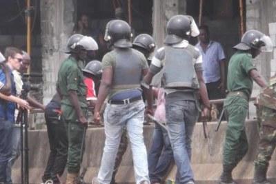 Tentative d'Évasion à Conakry