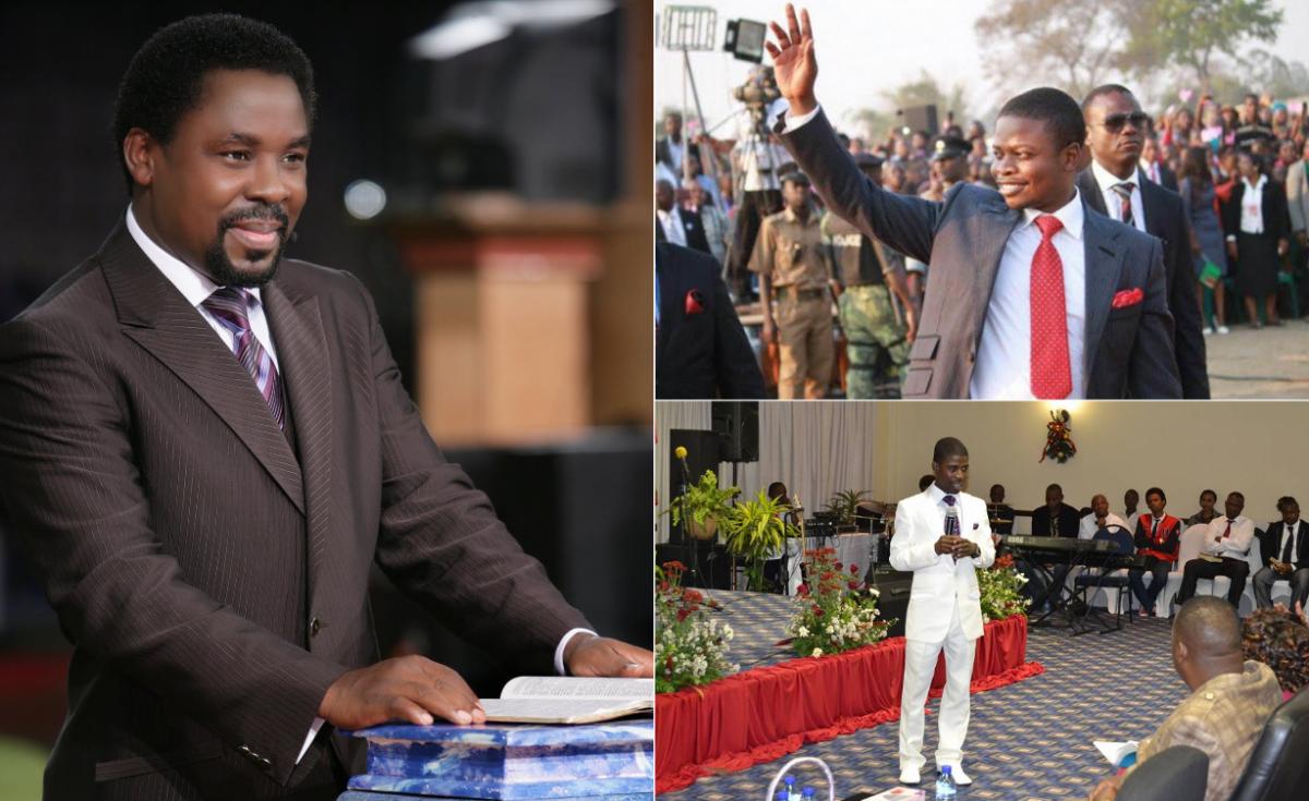 a prophet visits south africa pdf