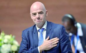 FIFA - L'Afrique apporte son soutien à Infantino pour sa réélection