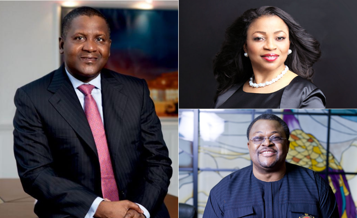 Nigeria's Forbes Billionaires - Profiles of Men and Woman Conquering