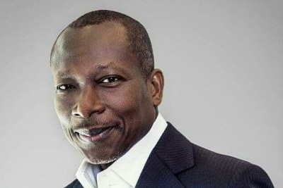 Patrice Talon, Benin's president-elect.
