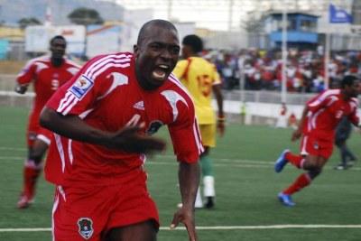 Flames striker Chiukepo Msowoya