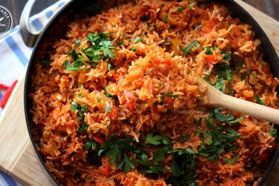 jollof (file photo).
