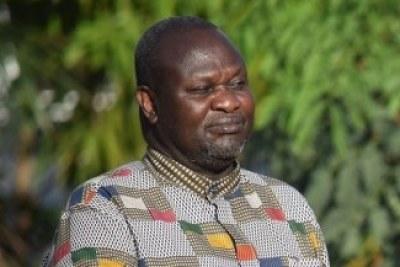 Le chef rebelle sud-soudanais Riek Machar