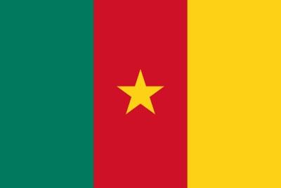 Cameroun | Drapeaux des pays