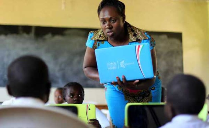 Kenya As Laptop Project Is Rolled Out Kibera Has Been