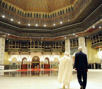 Un petit tour au Royaume du Maroc