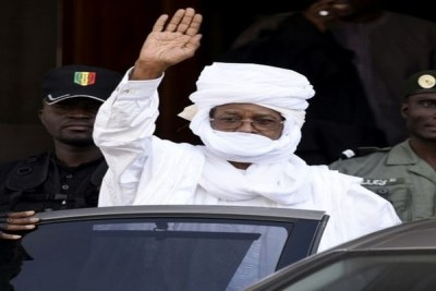 L 'ex président tchadien Hisséne Habré