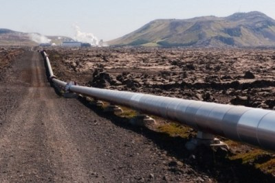 Uganda-Tanzania Oil Pipeline (file photo).