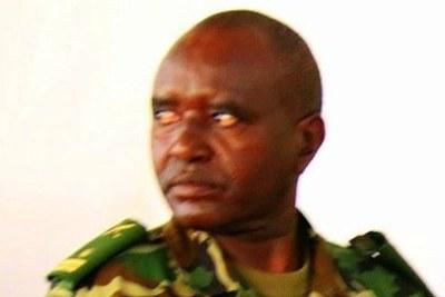Général NDAYISHIMIYE