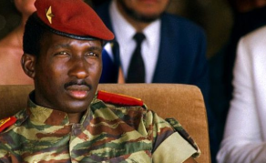 Thomas Sankara's Life and Death