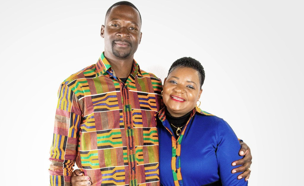 Image result for makandiwa and wife