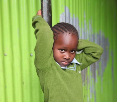 Inside Kibera