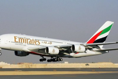 Emirates Airline.(file photo).