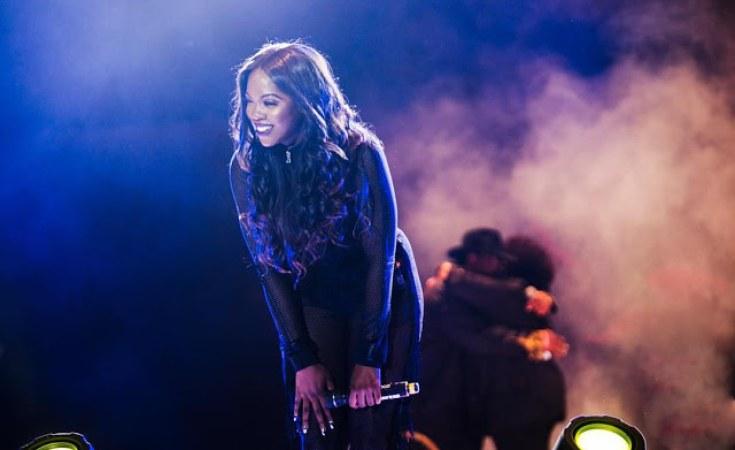 Nigeria: Encomiums As Toni Braxton, Tiwa Savage, Wizkid