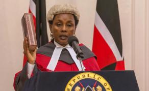 Arrestation au Kenya de la vice-présidente de la Cour suprême