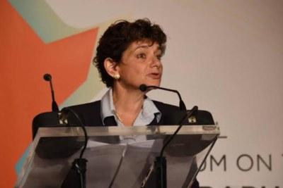 Louise Cord Directeur des opérations de la Banque mondiale pour le Sénégal, la Mauritanie, la Guinée-Bissau, la Gambie et Cabo Verde,