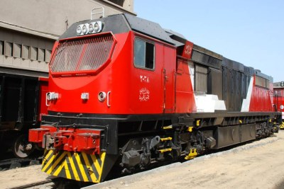 For customers such as the Egyptian National Railways (ENR), better manufacturing processes mean better locomotive performance and reliability. That's vital given that ENR carries 6 million tons of cargo across the country, helping drive economic activity. As a partner to ENR, GE supports nearly one-fifth of ENR's total operating fleet with 110 GE locomotives in service, accounting for the maximum hauling capacity in ENR's fleet.