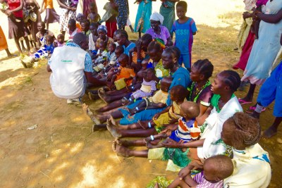 mothers and their recovering children affected by severe acute malnutrition