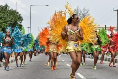 Calabar International Carnival.