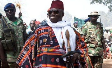 Will Yahya Jammeh Ever Stand Trial for Rape?