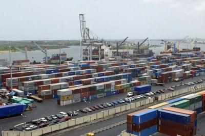 Nigerian Port Authority, Apapa Lagos.