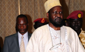 South Sudan's President on Official Visit to Eritrea
