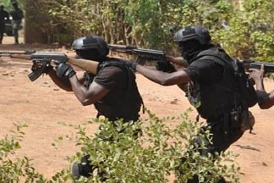 Police Malienne