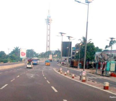 Ville morte à Kinshasa le 3 avril 2017