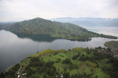 Lac-Kivu en RDC