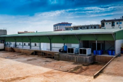 The GE Jenbacher J316 gas engine has been installed at the Agrocam poultry hatchery in Cameroon.