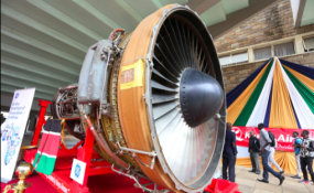Technical University of Kenya (TUK) Lands High Tech Aviation