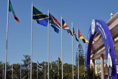 SADC Extraordinary Summit of Heads and Government.