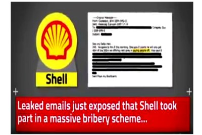For years, Shell had strenuously denied that it knew anything about the involvement of convicted money launderer and former Nigerian oil minister Dan Etete in its purchase of the rights to one of Nigeria's biggest oil fields. But last week, the British environmentalist and anti-corruption organization, Global Witness, published confidential emails written by a Shell employee. This correspondence, which went right to the top of the Shell management hierarchy, proves that there was a direct link to the convicted Nigerian.