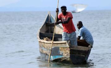 Kenya Bans Fishing Off Coast Near Somali Border