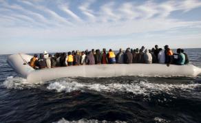 Une guerre en Libye pousserait plus de 800.000 migrants en Europe