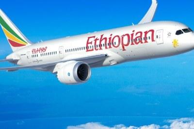 Ethiopian Airlines(file photo).