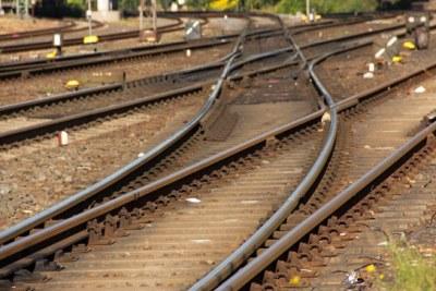 Railway network.