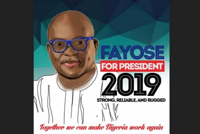 Fayose for President?
