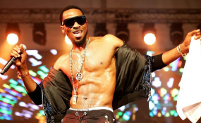 Nigerian Singer D'Banj Electrifies Crowd at Koroga Festival
